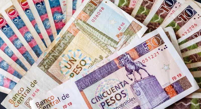 Convertible Cuban Peso