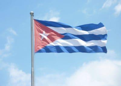 cuba flag image