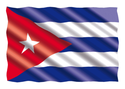 cuban flag official
