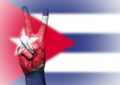 cuban flag picture