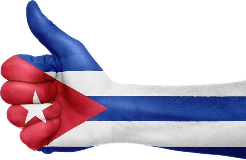 cuban flag png