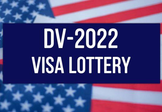 dv lottery 2022