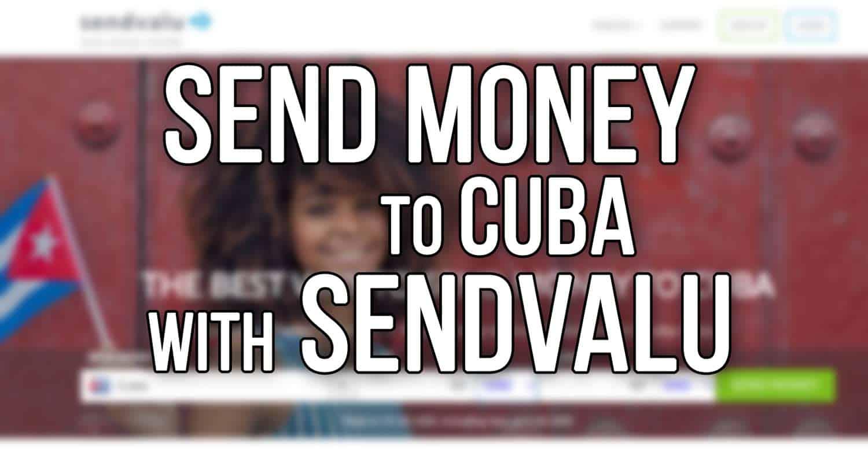 send money with sendvalu