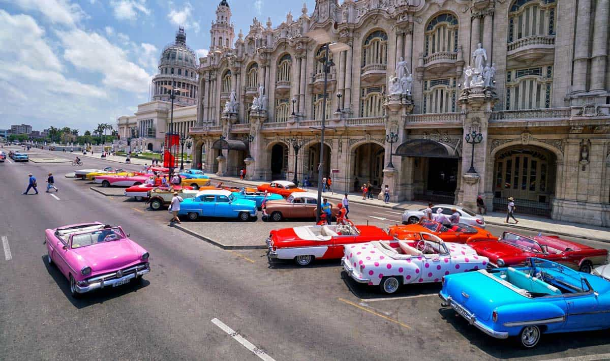 transport in cuba travel